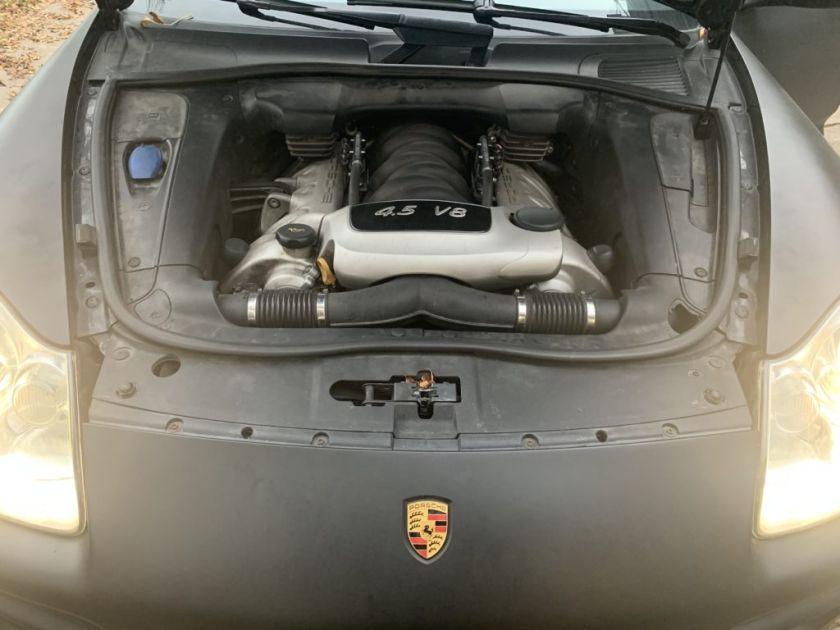 PORSCHE CAYENNE S V8 4.5 L 250kW-340KM