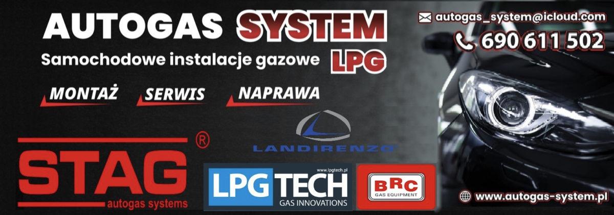 """AUTOGAS SYSTEM Konrad Wiśniewski """"AC STAG"""" Samochodowe Instalacje Gazowe LPG Warszawa – MONTAŻ, SERWIS, NAPRAWA"""